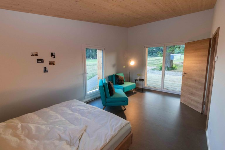 Au chant du Vent Bed and Breakfast